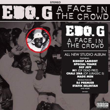 "Edo G - ""Speak Your Mind"" (feat. M1, prod. Statik Selektah)"