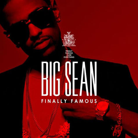 "Big Sean - ""Finally Famous"" Cover Art"