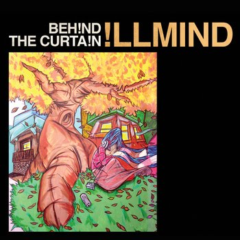 "Illmind - ""Behind The Curtain"" - @@@@ (Review)"