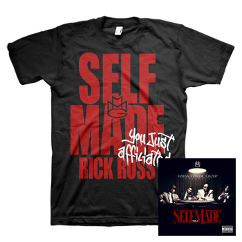 "MMG ""Self Made Vol. One"" Preorder Packages Are Up"