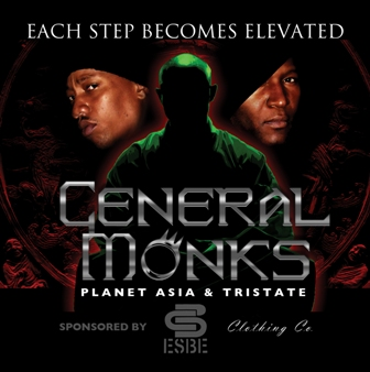 "General Monks (Planet Asia + Tristate) - ""Trouble"""