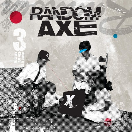 "Sean Price + Black Milk + Guilty Simpson ""Random Axe"" Cover + Tracklist"