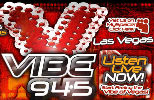 DJ Pizzo Live On 94.5 The Vibe's M.E.R.C. Mix