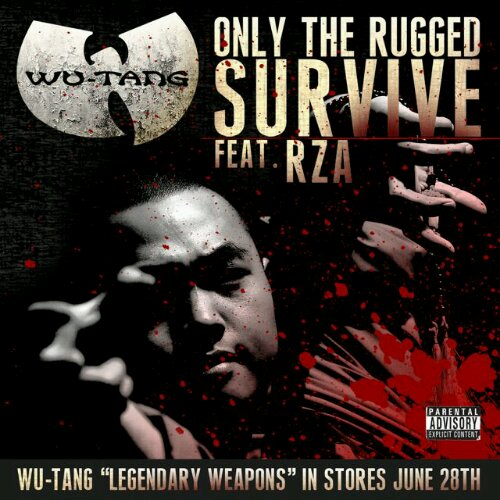 "RZA - ""Only The Rugged Survive"" (prod. Noah Rubin)"