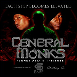 "General Monks (Planet Asia & TriState) -""Each Step Becomes Elevated"" (Mixtape)"
