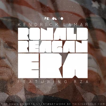"""Kendrick Lamar - """"Ronald Reagan Era"""" (feat. RZA)"""