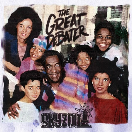"Skyzoo – ""The Great Debater"" (Mixtape)"