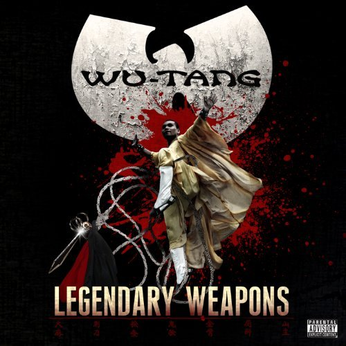 "Wu-Tang ""Legendary Weapons"" Cover Artwork + Tracklist"