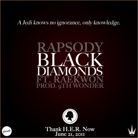 "Rapsody - ""Black Diamonds"" (feat. Raekwon & 9th Wonder)"