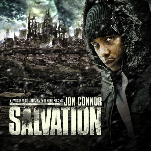 Jon Connor - &quot;Salvation&quot; - @@@1/2 (Review)