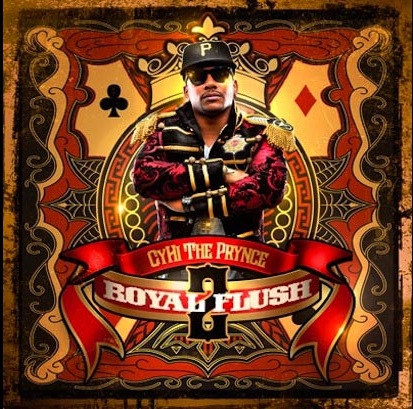 CyHi The Prynce - &quot;Royal Flush 2&quot; Cover Artwork