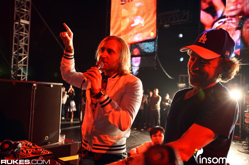 "David Guetta Taps Lil Wayne, Will.I.Am, And Others For ""Nothing But The Beat"""