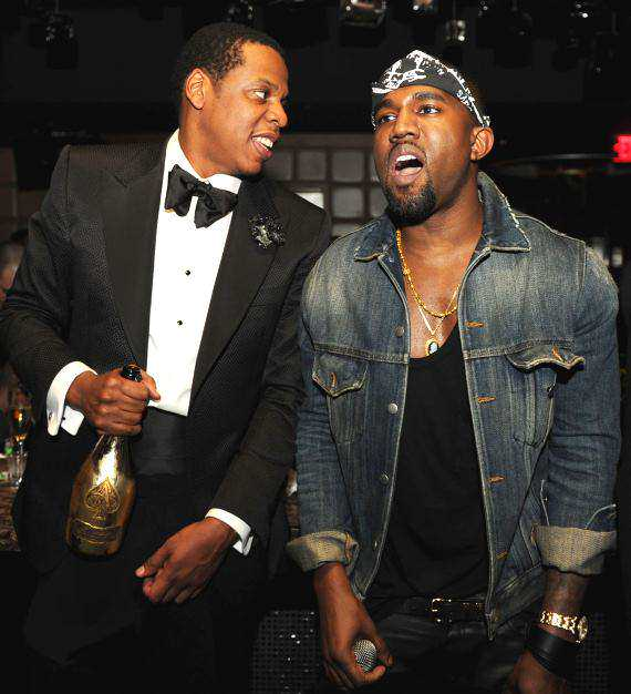 "Jay-Z, Kanye West ""Watch The Throne"" (Partial) Tracklist"