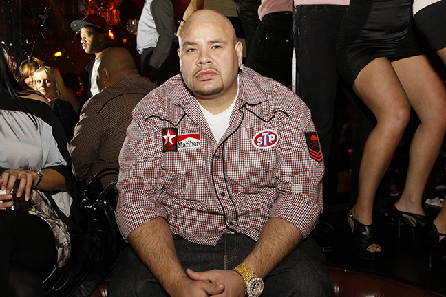 "Fat Joe - ""Dirty Diana (Tupac Back Freestyle)"""