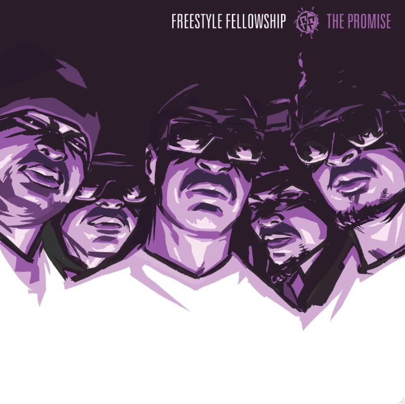 "Freestyle Fellowship's ""The Promise"" LP Due This October On Decon"