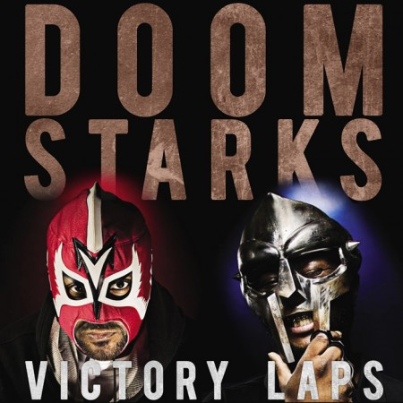 "Doomstarks (MF Doom + Ghostface Killah) - ""Victory Laps (Original Mix)"""
