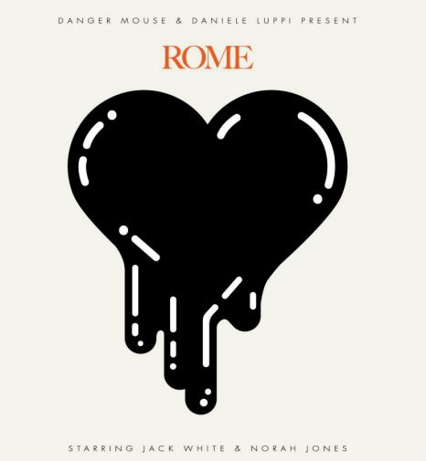 Danger Mouse + Daniele Luppi - &quot;Rome&quot; - @@@@ (Review)