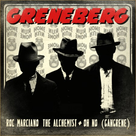 Greneberg (Alchemist + Oh No + Roc Marciano) - &quot;Jet Luggage&quot;