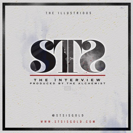 "STS - ""The Interview"" (prod. Alchemist)"