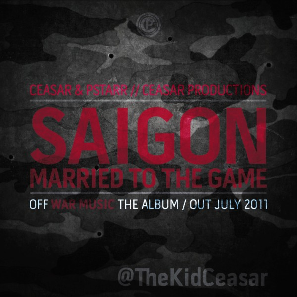 Ceasar &amp; PStarr - &quot;Married To The Game&quot; (feat. Saigon)