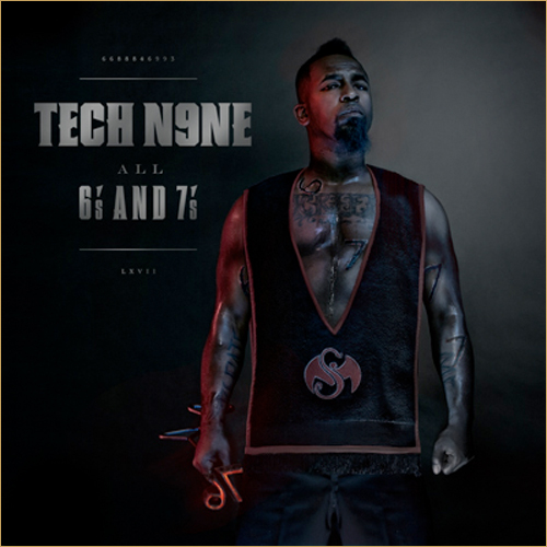 "Tech N9ne - ""All 6's and 7's"" - @@@@ (Review)"