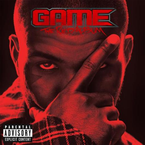 "Game - ""The R.E.D. Album"" Cover Art"