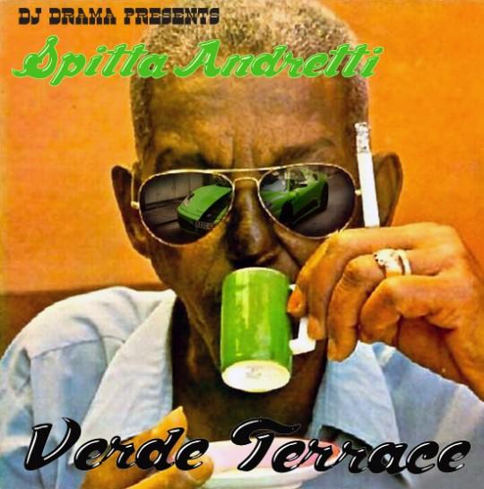 "Curren$y + DJ Drama - ""Verde Terrace"" (Mixtape)"