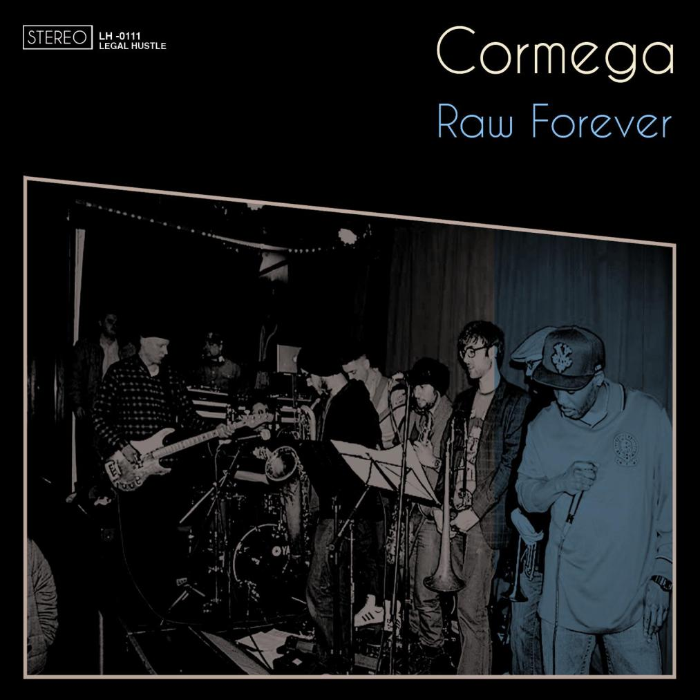 "Cormega ""Raw Forever"" Cover Art + Press Release"