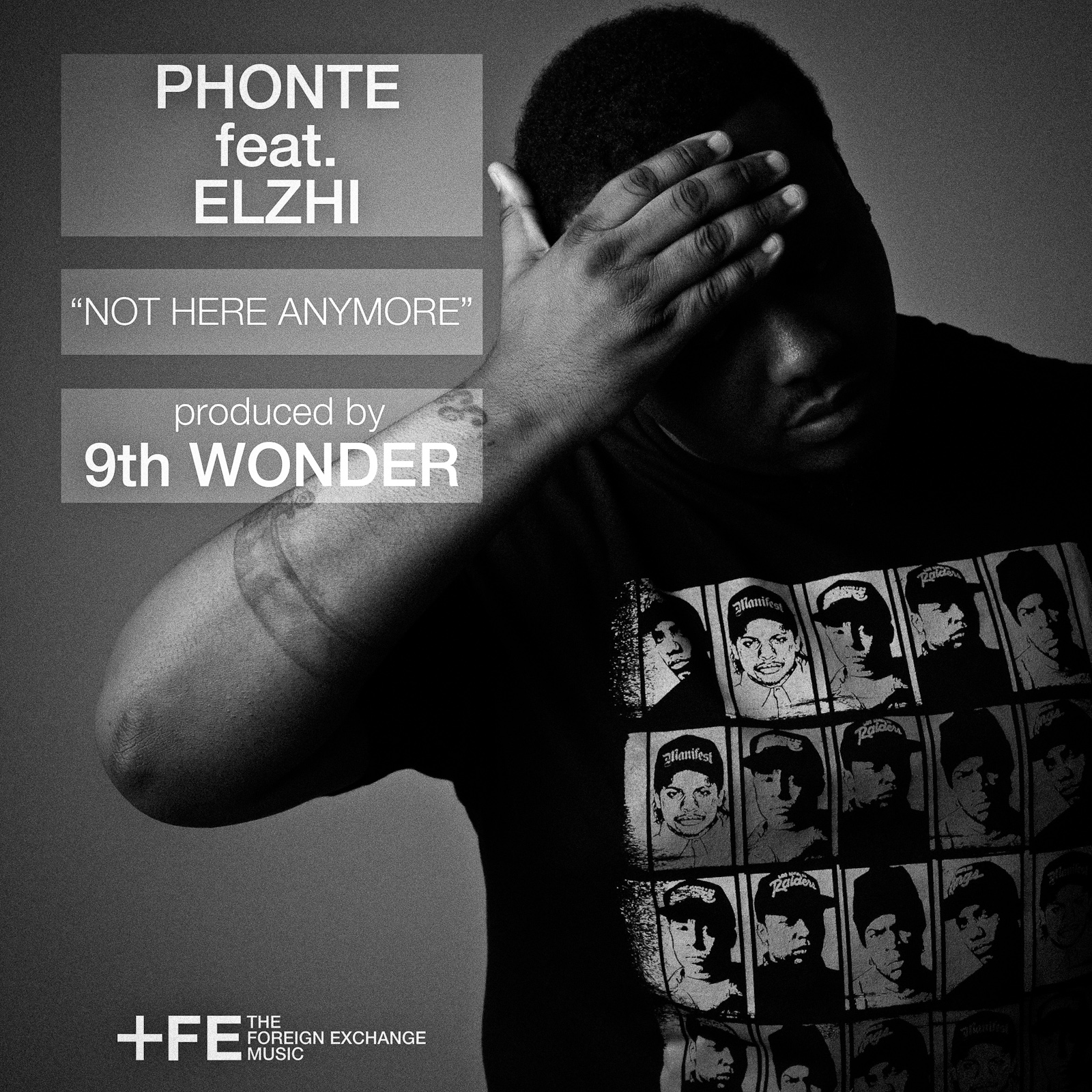 "Phonte - ""Not Here Any More"" (feat. Elzhi, prod. 9th Wonder)"