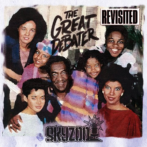 Skyzoo - &quot;The Great Debater Revisited&quot; Available On iTunes On 8/30 