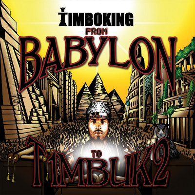 "Timbo King - ""High Ranking"" (feat. R.A. The Rugged Man)"
