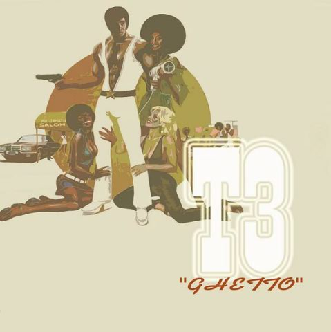 "T3 (Slum Village) - ""Ghetto"""