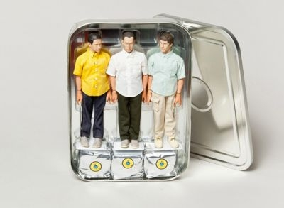 Beastie Boys Action Figures Now Available, For A Price