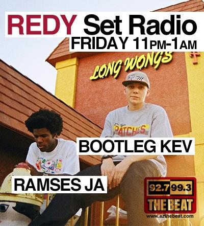 DJ Pizzo RedySetRadio Guest Spot w/ Bootleg Kev