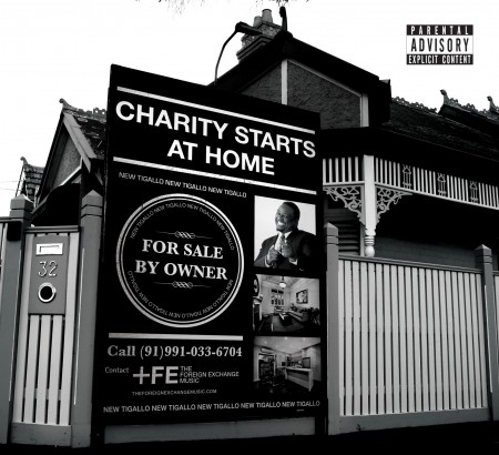 "Phonte - ""Charity Starts At Home"" Artwork + Tracklist"
