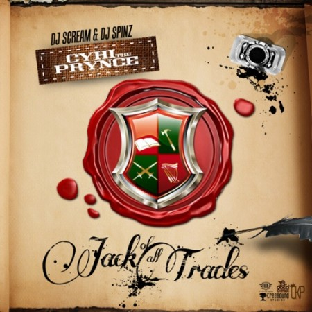 "CyHi The Prynce – ""Jack Of All Trades"" (Mixtape)"