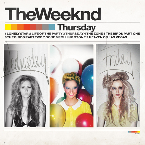 "The Weeknd - ""Thursday"" (Mixtape)"