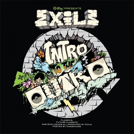 "L-R-G + Dirty Science Presents Exile - ""Intro To The Outro"" (Mixtape)"