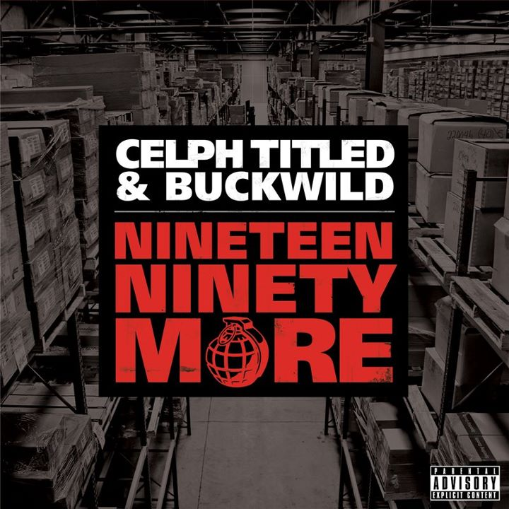 "Celph Titled + Buckwild - ""Nineteen Ninety More"" Due November 8th"