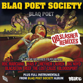 "Blaq Poet – ""Hood Talk (Remix)"" (feat. Meyhem Lauren)"