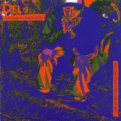 "Del Dissed De La Soul On ""Pissin' On Your Steps"""