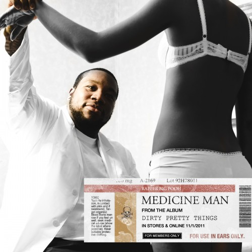"Rapper Big Pooh - ""Medicine Man"""