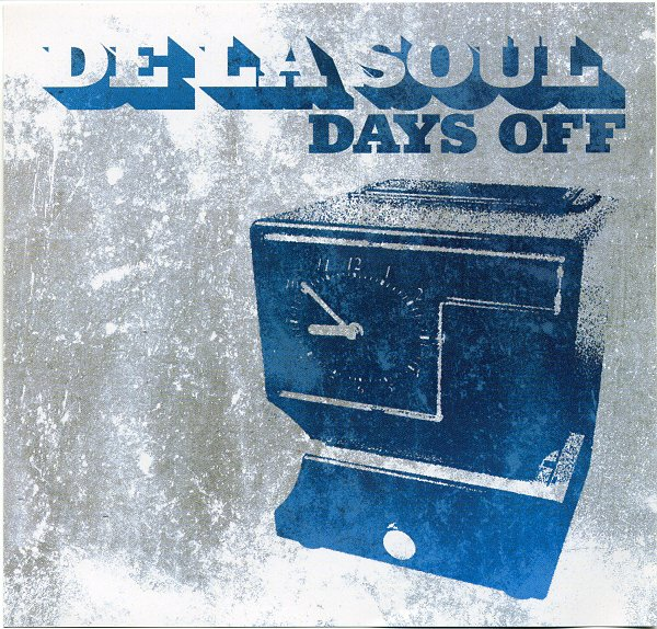 "HHS Promo Archive: De La Soul - ""Days Off"" EP"