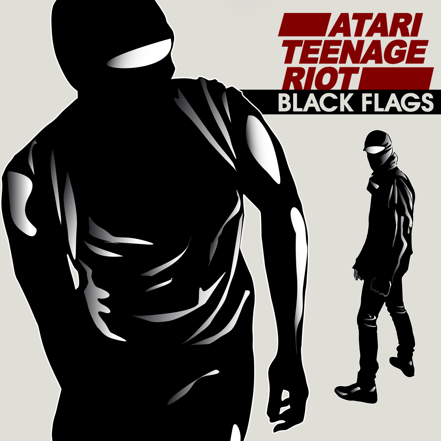 "Atari Teenage Riot - ""Black Flags"" (feat. Boots Riley of The Coup)"