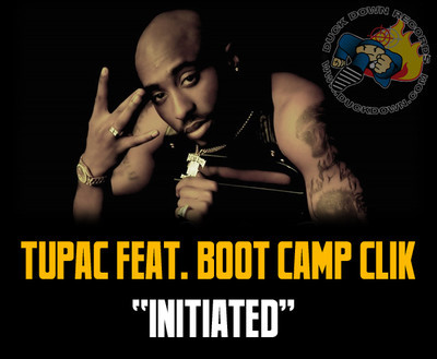 "One Nation (2Pac + Boot Camp Click) - ""Initiated"""