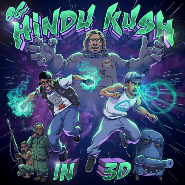 OG Hindu Kush - &quot;Hell&#039;s Kitchen&quot; (feat. Royce da 5&#039;9)