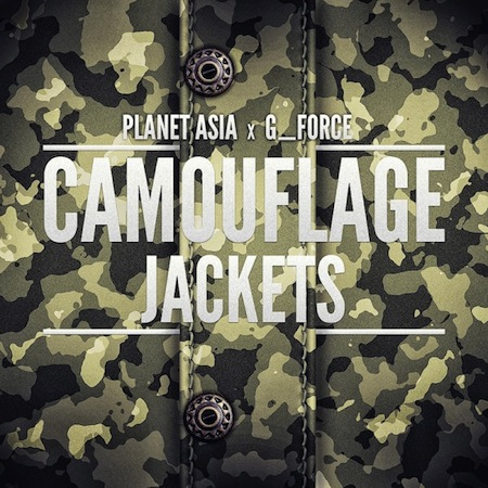 "Planet Asia + G-Force - ""Camoflage Jackets"""