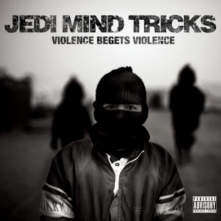 """Jedi Mind Tricks """"Violence Begets Violence"""" LP Sampler"""