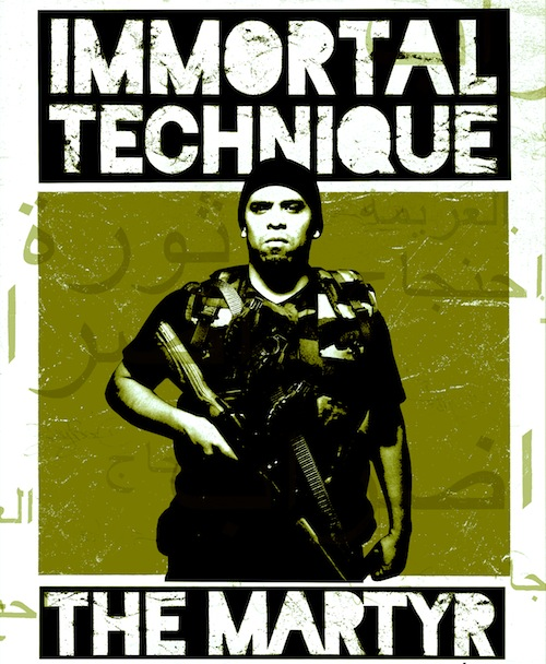 "Immortal Technique - ""Civil War"" (feat. Brother Ali, Chuck D, Killer Mike)"
