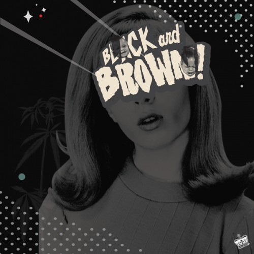 "Black Milk + Danny Brown - ""Black & Brown"" EP Cover Artwork + Tracklist"